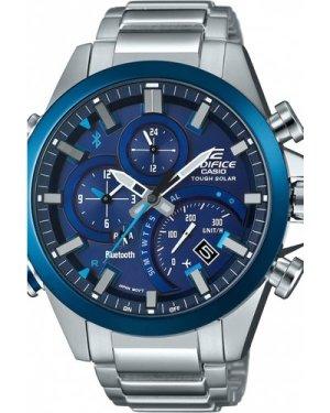 Mens Casio Edifice Bluetooth Chronograph Watch EQB-501DB-2AER
