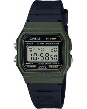 Casio Classic Watch F-91WM-3AEF
