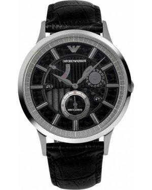 Mens Emporio Armani Meccanico Automatic Watch AR4659