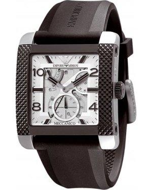 Mens Emporio Armani Meccanico Automatic Watch AR4231