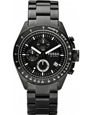 Mens Fossil Decker Chronograph Watch CH2601IE