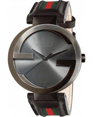 Mens Gucci Interlocking G Watch YA133206