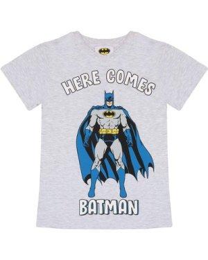 DC Comics Batman Here Comes Batman Boys T-Shirt