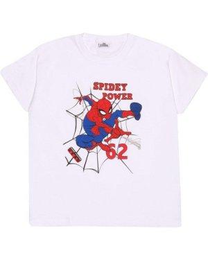 Marvel Comics Spider-Man Spidey Power Girls T-Shirt