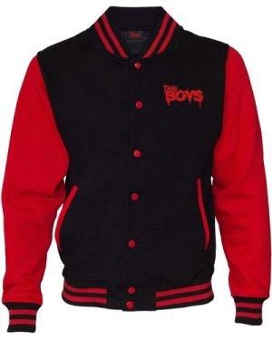 The Boys Supes Graffiti Men's Varsity Jacket