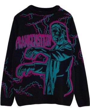 Universal Monsters Frankenstein Men's Knitted Jumper