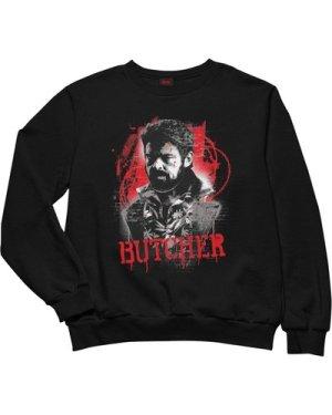 The Boys Billy Butcher Women's Boyfriend Fit Sweatshirt