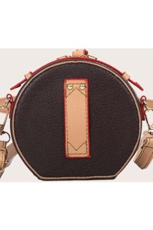 Mini Round Crossbody Bag