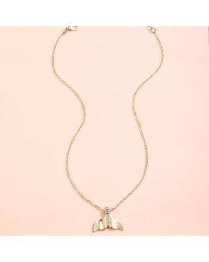 Fishtail Charm Necklace
