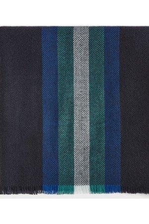 Herringbone Stripe Design Scarf