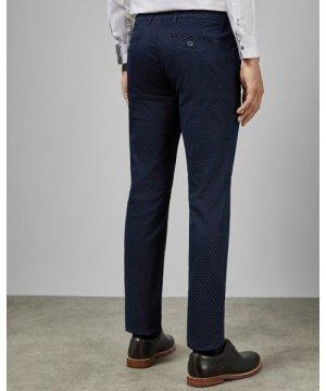 Slim Fit Printed Pants