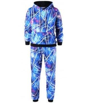 Galaxy Hoodie and Jogger Pants