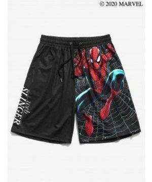Marvel Spider-Man Graphic Shorts