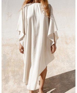 Fortuna Dress - Raw Silk