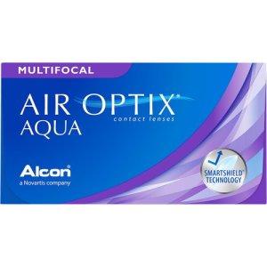 Air Optix Aqua Multifocal 6 pack Contact Lenses