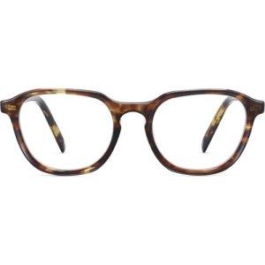 Townes eyeglasses in Root Beer (Non-Rx)