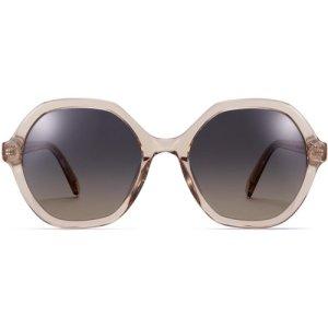 Rachel sunglasses in Nutmeg Crystal (Non-Rx)