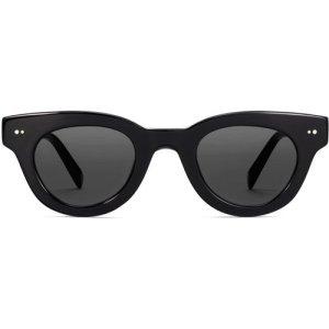 Tilson W sunglasses in Black Eclipse (Non-Rx)