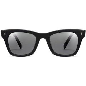 Harris LBF sunglasses in Jet Black (Non-Rx)