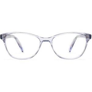 Daisy Narrow eyeglasses in Lavender Crystal (Non-Rx)