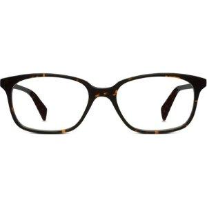 Windham Eyeglasses in Whiskey Tortoise Non-Rx