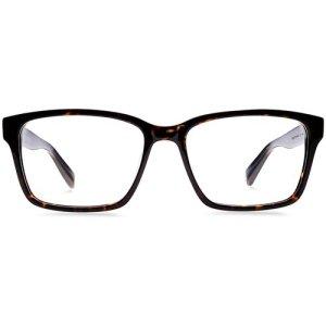 Nash Eyeglasses in Whiskey Tortoise Non-Rx