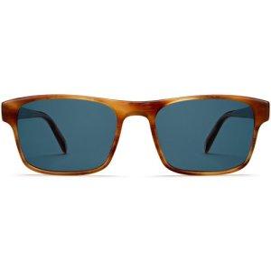 Perkins sunglasses in English Oak (Non-Rx)