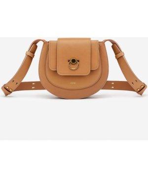 The Saddle Bag -Tan