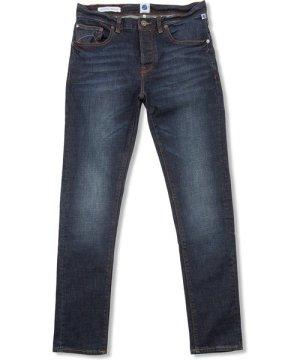 Castlefield Skinny Fit Jeans (6-Month Wash, 38W 34L, Slim)
