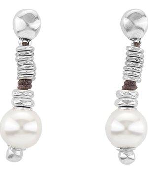"""""""dripping"""" earrings"""