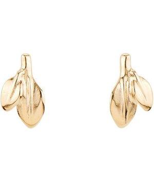 """""""leaves"""" earrings"""