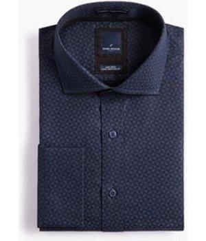 Modern Fit Non-Iron Geo Dress Shirt