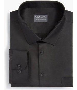 Non-Iron Sateen Dress Shirt