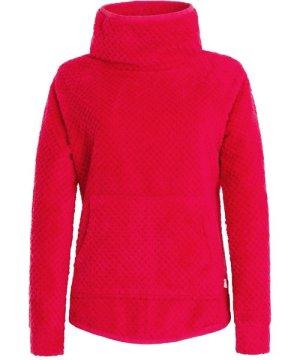 Weird Fish Stella Honeycomb Plush Fur Fleece Dark Pink Size 14