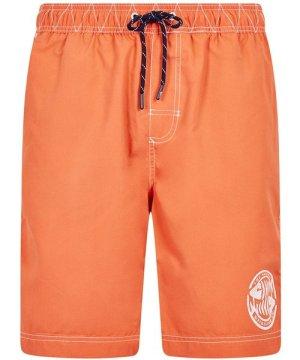 Weird Fish Cork Branded Board Shorts Orangeade Size 32