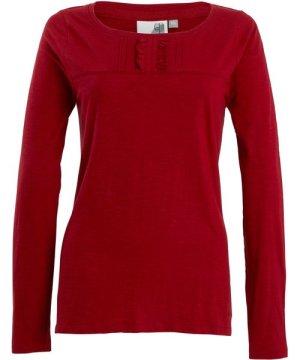 Weird Fish Carolina Organic Cotton Outfitter T-Shirt Rich Red Size 16