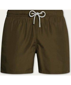 Military Green Logan Swim Short