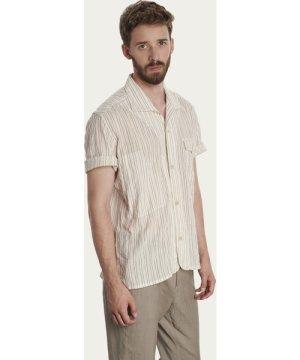 Soft Japanese Fabric Short Sleeve Shirt