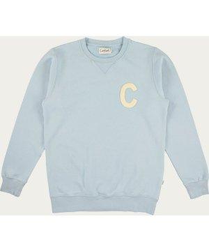Aqua Williamsburg Sweater