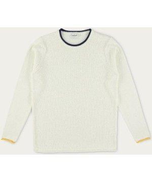 Ecru Hornsea Knitwear