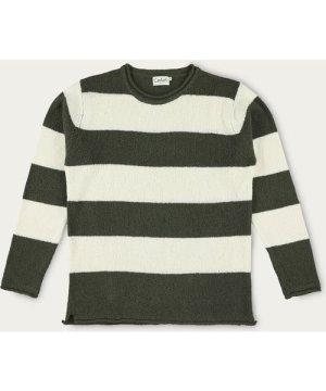 Khaki Humber Knitwear