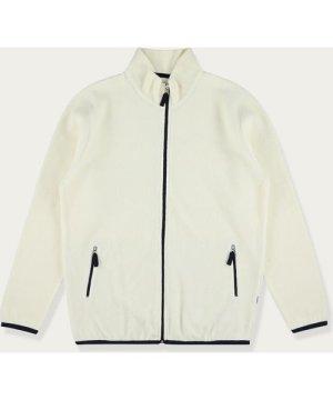 Ecru Dix Jacket Sweatshirt