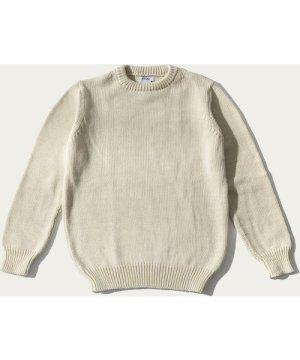 Ecru/Natural 1Kg Wool & Linen Sweater