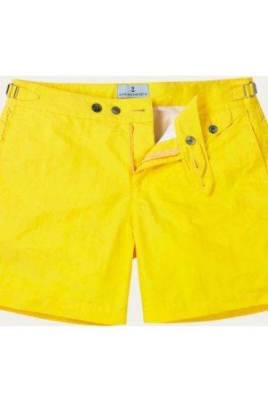 Yellow Clipper Short