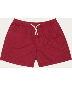 Rosso Isola Rossa Micro Elastic Swim Short