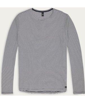 Navy Blue Olson Longsleeve T-Shirt