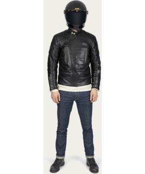 Godspeed Leather Motorcycle Jacket