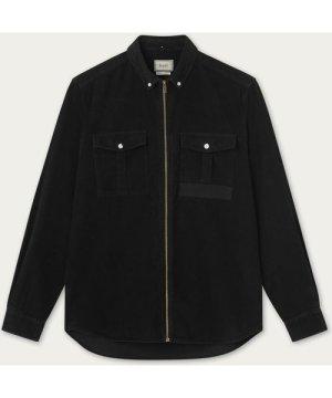 Black Frog Zip Shirt