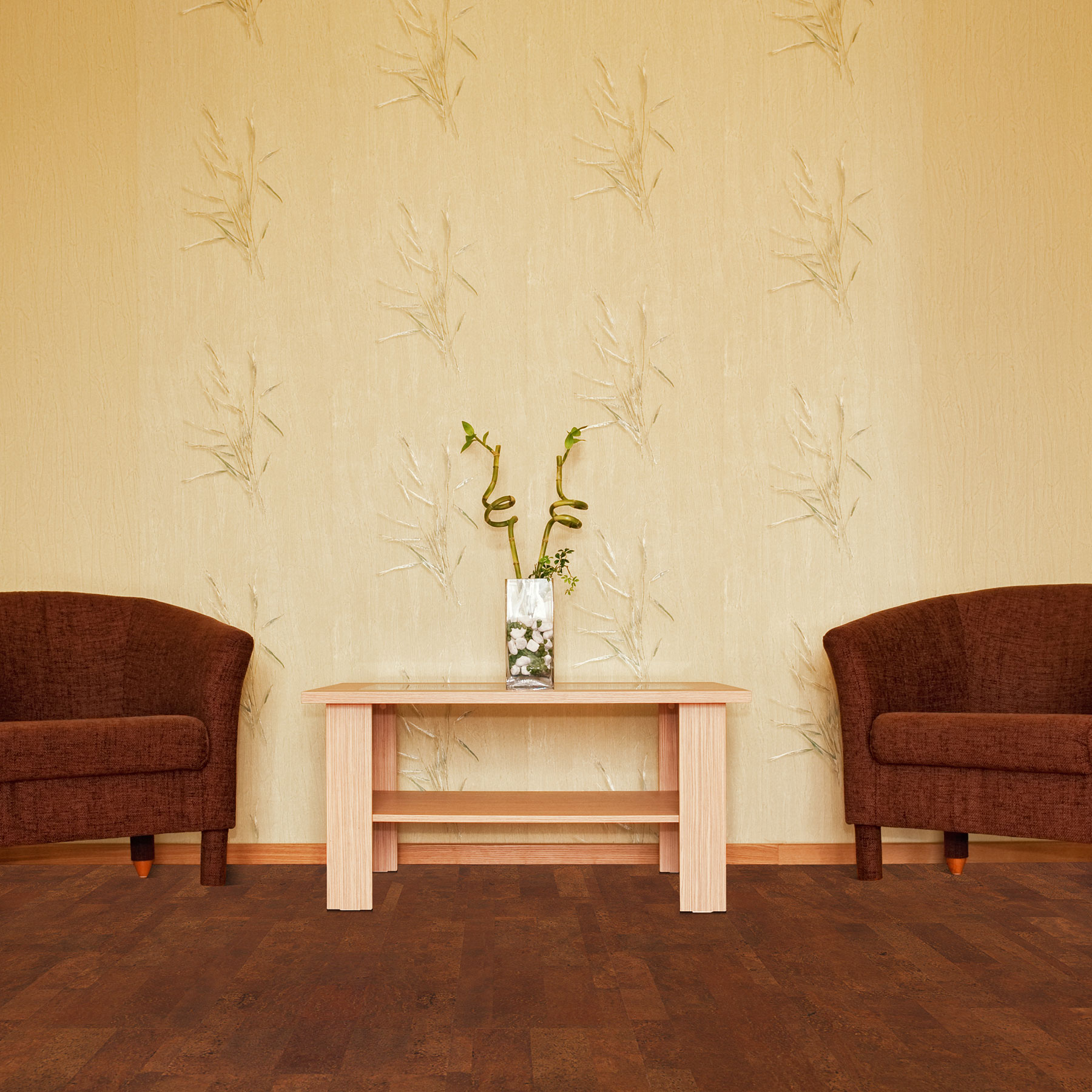 Tesoro Woods - Cork Flooring, 11-5/8\