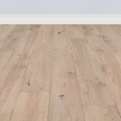 Tesoro Woods - Hickory Wood Flooring - Coastal Inlet, Fog